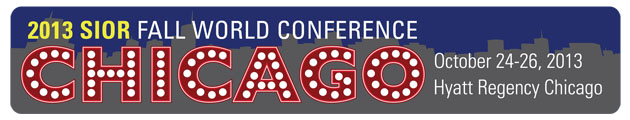 Fall World Conference - Chicago, IL October 24-26