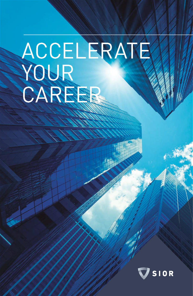 Accelerate Your Career Brochure