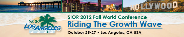 Fall World Conference - Los Angeles, CA Sep 25-27