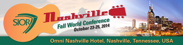 SIOR 2014 Fall World Conference